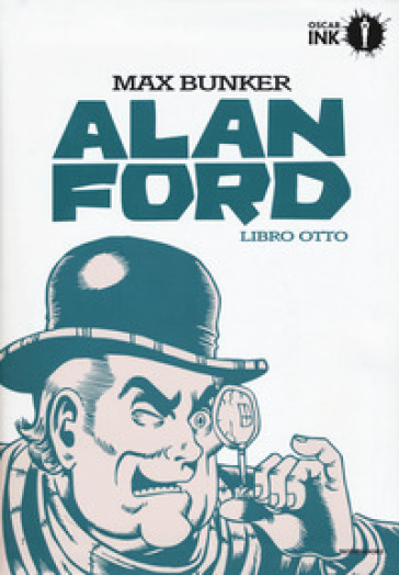 Alan Ford. Libro otto - Max Bunker |