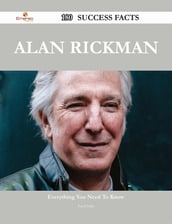 Alan Rickman 180 Success Facts - Everything you need to know about Alan Rickman