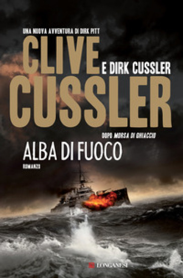 Alba di fuoco - Clive Cussler |