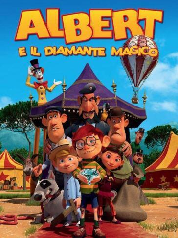 Albert e il diamante magico (DVD)