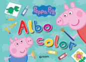 Albo color. Peppa Pig
