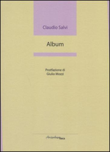 Album - Claudio Salvi | Jonathanterrington.com