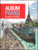 Album Parigi. 80 tavole da colorare