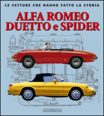 Alfa Romeo Duetto e Spider - Giancarlo Catarsi  