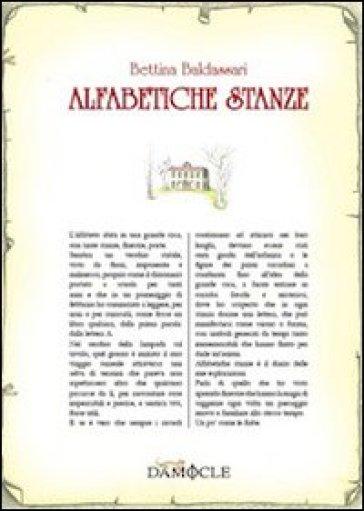 Alfabetiche stanze - Bettina Baldassari  