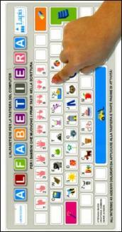 Alfabetiera. Con stickers. Libro gioco