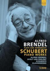 Alfred Brendel Plays And Introduces Schubert (5 Dvd)
