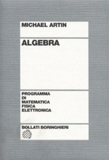 Algebra - Michael Artin | Jonathanterrington.com