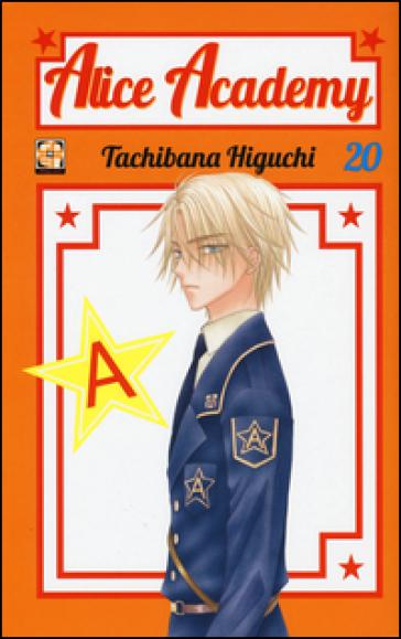 Alice Academy. 20. - Higuchi Tachibana   Rochesterscifianimecon.com