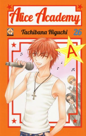 Alice academy. 26. - Higuchi Tachibana pdf epub