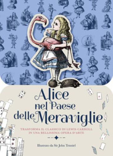 Alice nel paese delle meraviglie. Ediz. a colori - Selina Wood |