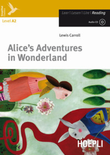 Alice's adventures in wonderland. Con espansione online. Con CD Audio
