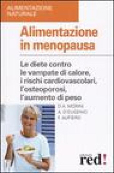 Alimentazione in menopausa - Domenica Arcari Morini  