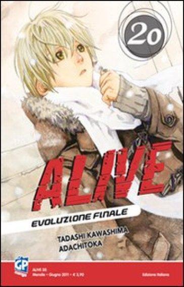 Alive. Evoluzione finale. 20. - Tadashi Kawashima | Jonathanterrington.com