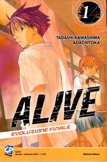 Alive. Evoluzione finale. Stagione 1. 1. - Tadashi Kawashima pdf epub