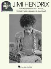 All Jazzed Up Jimi Hendrix Piano Solo Book