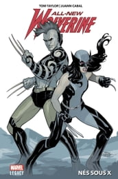 All-New Wolverine (2016) T01