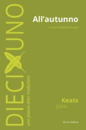 All'autunno - John Keats