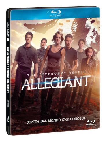 Allegiant - The divergent series (Blu-Ray)(steelbook - limited edition)