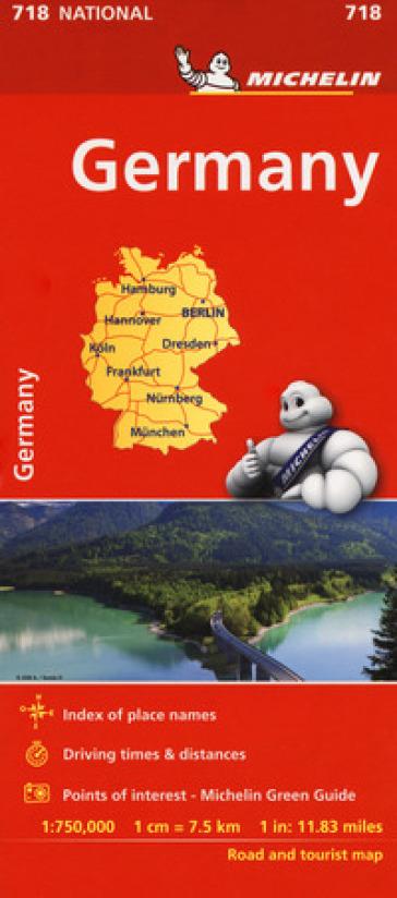 Allemagne-Germany 1:750.000