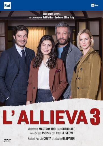 Allieva (L') 3 (3 Dvd)