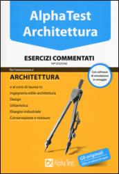 Image of Alpha Test. Architettura. Esercizi commentati. Con software di simulazione