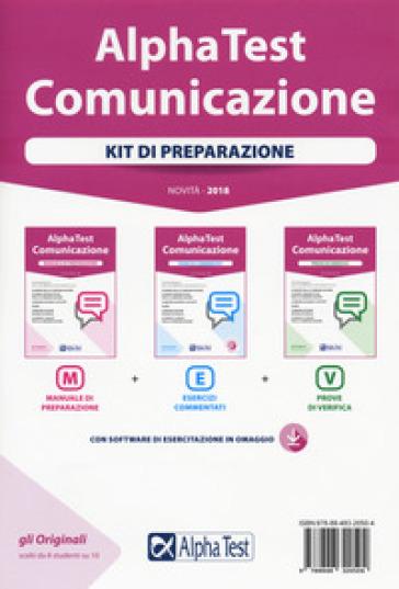 Alpha Test. Comunicazione. Kit di preparazione. Con Contenuto digitale per download - Mauro Colla | Jonathanterrington.com