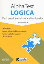 Alpha Test logica. Per i test di ammissione all università