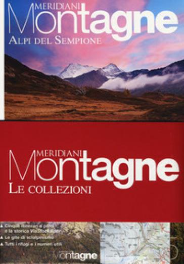 Alpi del Sempione-Formazza, Antigorio, Divedro. Con 2 Carte geografiche ripiegate -  pdf epub