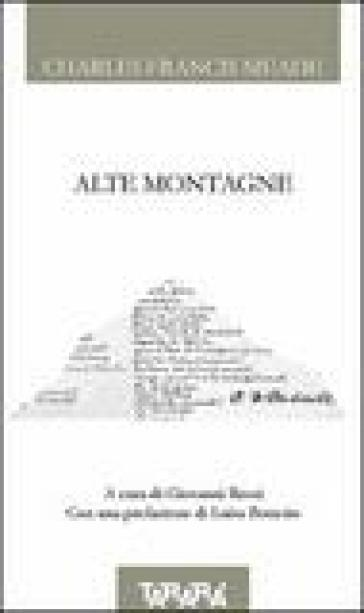 Alte montagne - Charles F. Meade | Rochesterscifianimecon.com