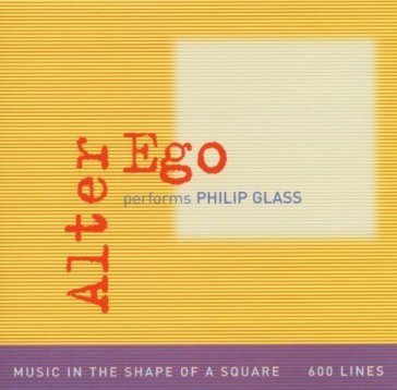 Alter ego performs philip glass