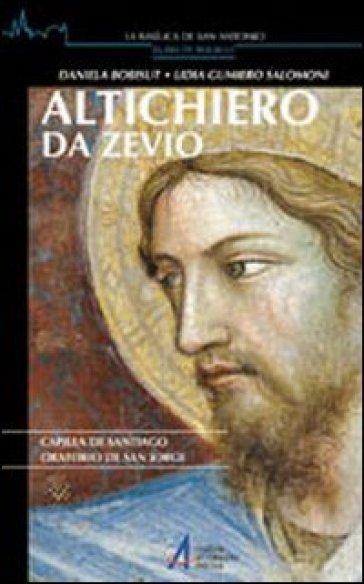 Altichiero da Zevio. Capilla de Santiago. Oratorio de San Jorge - Daniela Bobisut Sigovini | Ericsfund.org