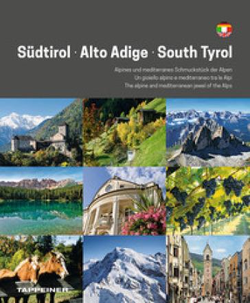 Alto Adige. Il gioiello alpino e mediterraneo delle Alpi. Ediz. tedesca, italiana e inglese -  pdf epub