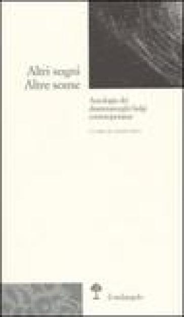 Altri sogni. Altre scene. Antologia dei drammaturghi belgi contemporanei - G. Poli | Rochesterscifianimecon.com