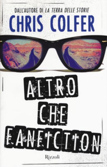 Altro che fanfiction - Chris Colfer   Jonathanterrington.com