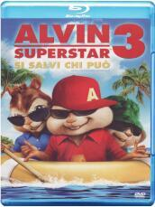 Alvin Superstar 3 - Si salvi chi può! (2 Blu-Ray)(+DVD+digital copy)