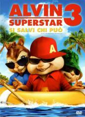 Alvin Superstar 3 - Si salvi chi può! (DVD)