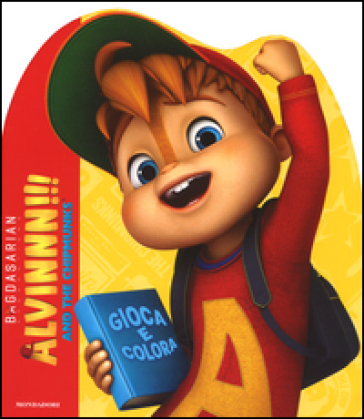 Alvinn!!! and the Chipmunks. Gioca e colora