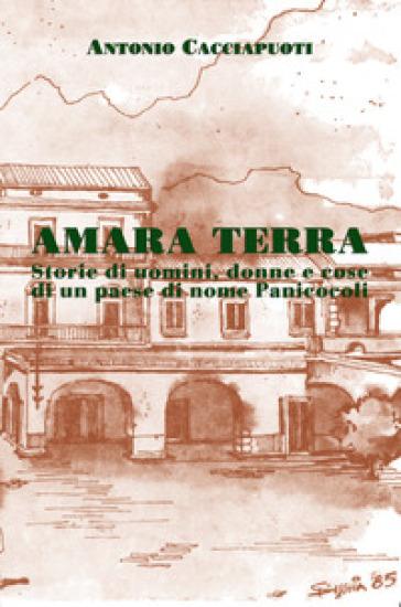 Amara terra - Antonio Cacciapuoti |