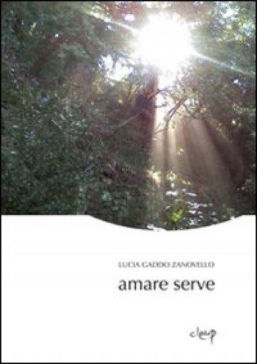 Amare serve - Lucia Gaddo Zanovello  