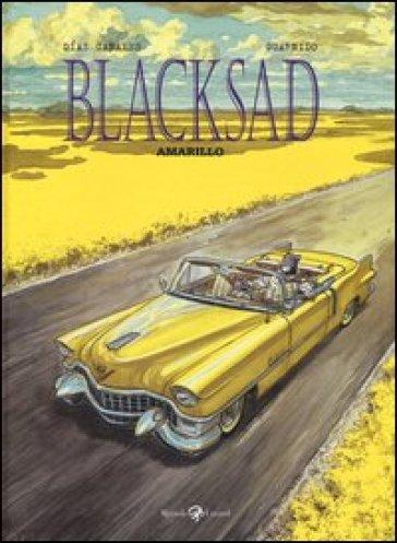 Amarillo. Blacksad. 5. - Juan Diaz Canales |