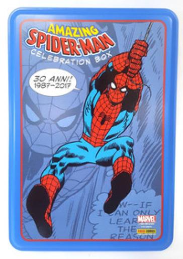 Amazing Spider-Man celebration box