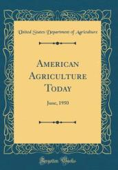 American Agriculture Today