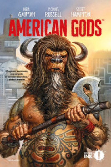 American Gods. 1: Le ombre - Neil Gaiman pdf epub
