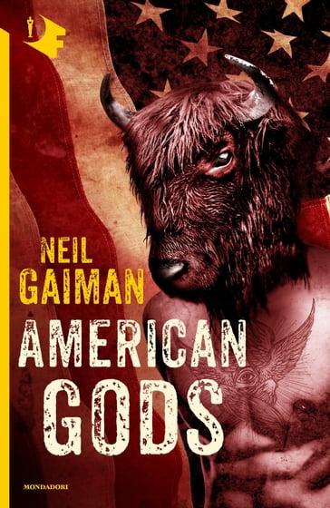 Risultati immagini per neil gaiman american gods mondadori