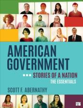 American Government; Stories of Strategy and Action, Essentials Edition