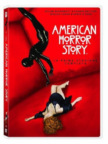 American Horror Story - Stagione 01 (4 DVD)