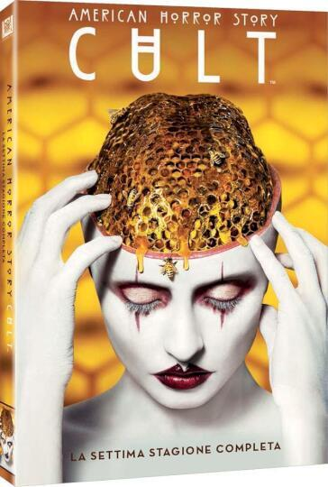 American Horror Story - Cult - Stagione 07 (3 DVD)