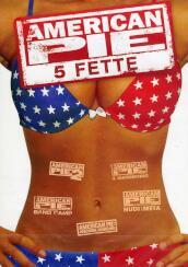 American Pie new collection 1-5 (5 DVD)