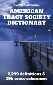 American Tract Society Bible Dictionary
